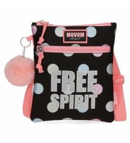 Bandolera Movom Free Dots -20x24x0.5cm-