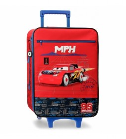 Maleta de cabina Cars Rocket Racing -35x50x18cm-