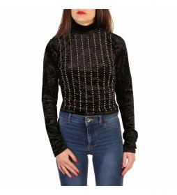 Suéteres 82G604_6656Z negro