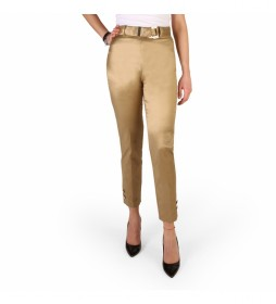 Pantalones 82G136_8709Z marrón