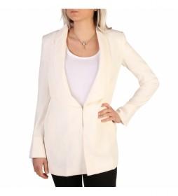 Chaqueta de traje 72G203_8309Z blanco