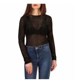 Camiseta 71G631_6508Z negro