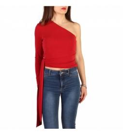 Camiseta 71G609_6230Z rojo