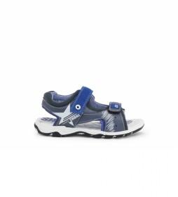 Sandalias 6015-027 blue
