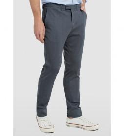 Pantalón Tailor Knit azul