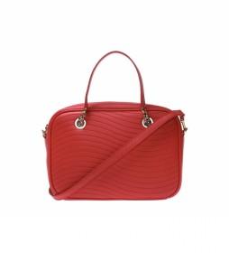 Bolso de mano 1043364 rojo -26x19x7,5cm-