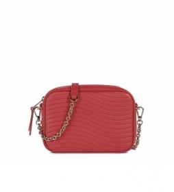 Clutch 1043358 rojo -21x15x7cm-