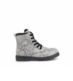 Botines 3382-042 gris
