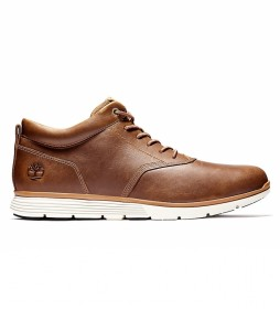 Zapatos de piel Oxford Killington marrón