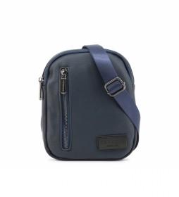 Bandolera WILLIAM_CB3522 azul -17x20x5cm-