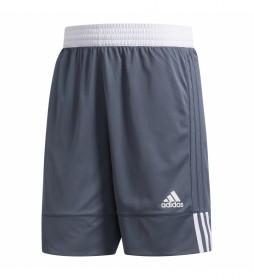 Pantalón corto 3G SPEE REV SHR gris