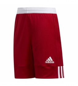 Pantalones 3G SPEE REV SHR blanco