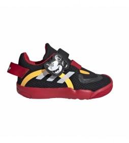 Zapatillas Active Play Mickey I negro