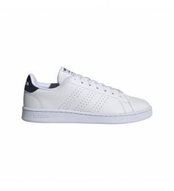Zapatillas Advantage blanco
