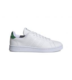 Zapatillas Advantage. blanco