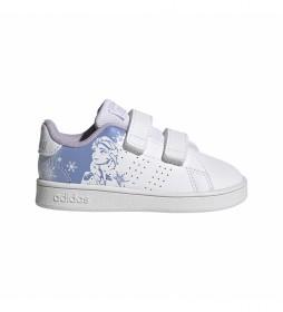 Zapatillas Agvantatge Frozen blanco