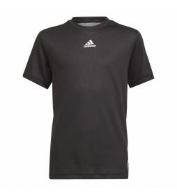 Camiseta B A.R. negro