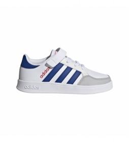 Zapatillas Braknet C blanco, azul