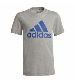 Camiseta Essentials gris
