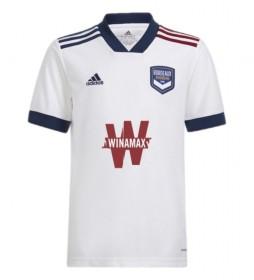 Camiseta segunda equipación FC Girondins de Burdeos 21/22 blanco