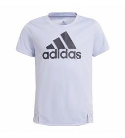Camiseta Designed To Move azul claro