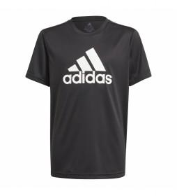 Camiseta Designed To Move Big Logo negro