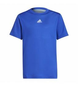 Camiseta Aeroready azul
