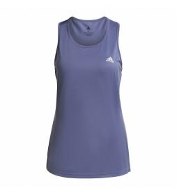 Camiseta Aeroready Designed to Move violeta