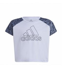 Camiseta Designed 2 Move Seasonal blanco