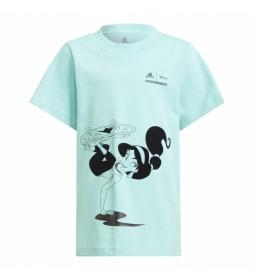 Camiseta Disney Comfy Princesses azul