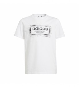 Camiseta Graphic blanco