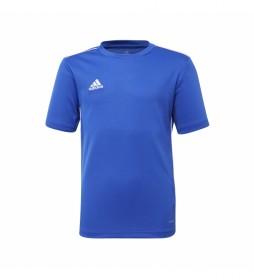 Camiseta Core18 JSY Y azul