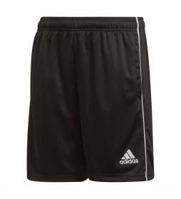 Pantalón corto Core18 TR SHO Y negro