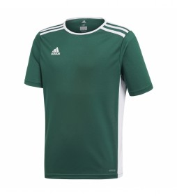 Camiseta Entrada 18 JSYY verde oscuro