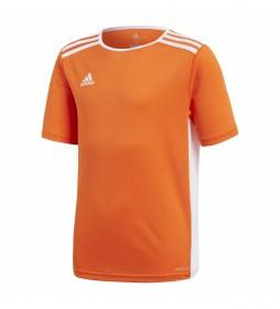 Camiseta Entrada  18 JSYY naranja