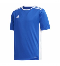 Camiseta Entrada  18 JSYY azul