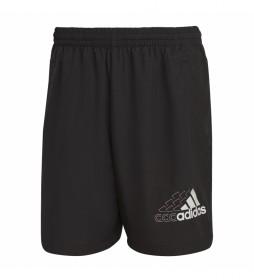 Shorts Essentials Logo Woven negro