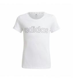 Camiseta Girl LIN T blanco