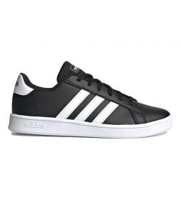 Zapatillas Grand Court K negro