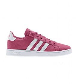 Zapatillas Grand Court K rojo