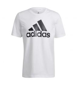 Camiseta Essentials Big Logo blanco