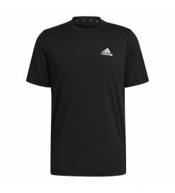 Camiseta Man Aeroready negro
