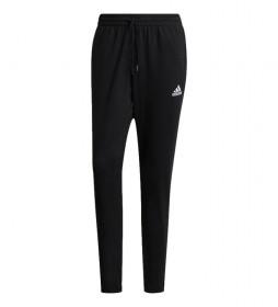 Pantalón Essentials Tapered negro
