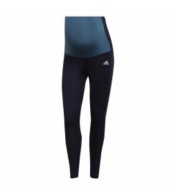 Mallas 7/8 Designed To Move Sport (Premamá) azul