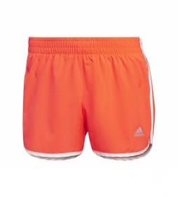 Shorts Marathon 20 naranja