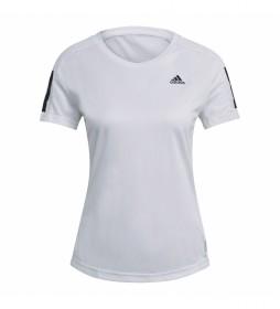 Camiseta Own The Run blanco
