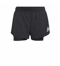 Shorts Fast Primeblue negro
