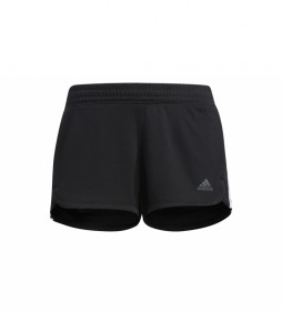 Pantalón corto Knit Pacer negro
