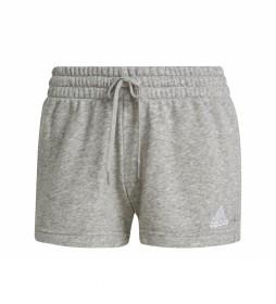 Pantalón Corto Essentials Regular gris