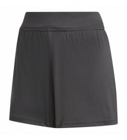 Shorts entrenamiento Handball negro